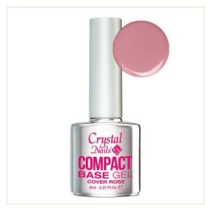 Compact Base Gel  - Cover Rose 8ml