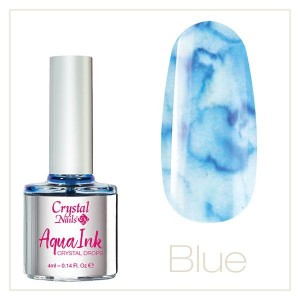 AquaInk Crystal Drops #5 MODRA 4ml