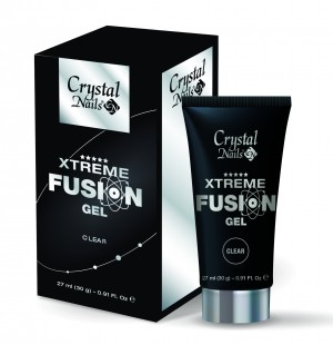 Fusion Gel Cover Clear 30g
