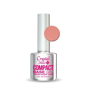 Compact Base Gel  - translucent nude 8ml