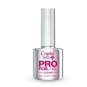 NEW Pro Foil Gel - Clear 4ml
