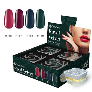 Royal set Velvet Royal trend set (4x4,5ml)