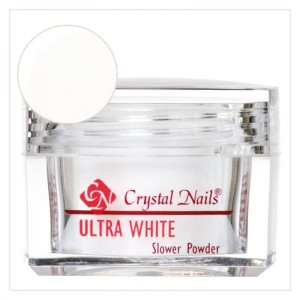 Slower Ultra White Acrylic 100g/142ml