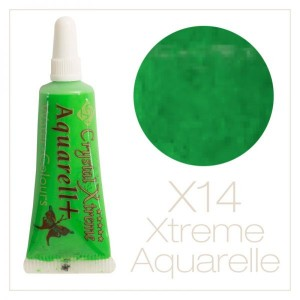 Xtreme aquarell cream paints - X14