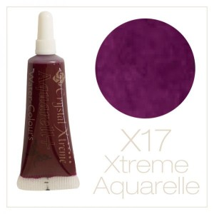 Xtreme aquarell cream paints - X17