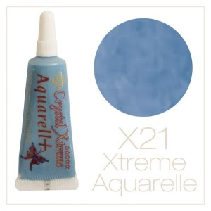 Xtreme aquarell cream paints - X21