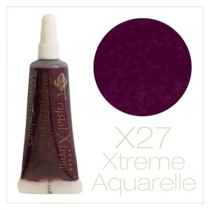 Xtreme aquarell cream paints – X27