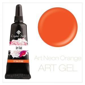 art gel neon orange 5ml
