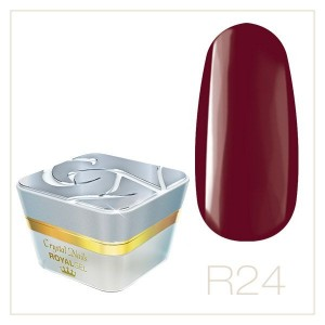 24 Royal Gel 4,5ml METAL SOUR CHERRY