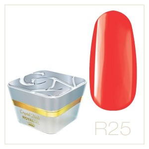 25 Royal Gel 4,5ml  ORANGE NECTARINE