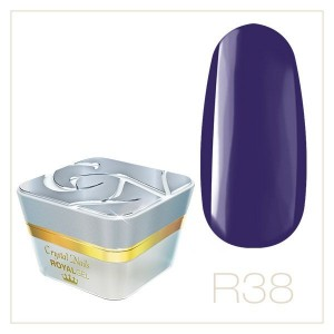 38 Royal Gel 4,5ml   STORYM BLUE
