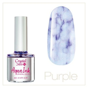 AquaInk Crystal Drops #4 VIJOLA 4ml