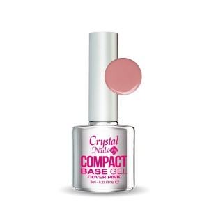 Compact Base Gel  - Cover Pink 8ml