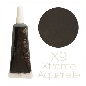 Xtreme aquarell cream paints - X9