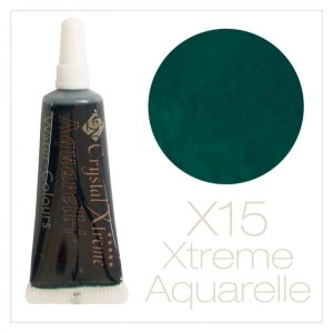 Xtreme aquarell cream paints - X15