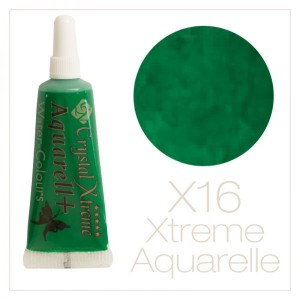 Xtreme aquarell cream paints - X16
