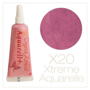 Xtreme aquarell cream paints - X20