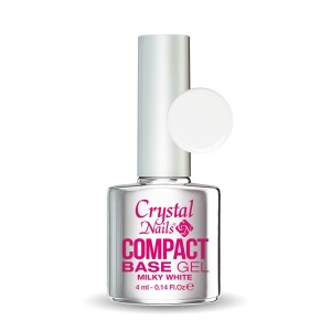 Compact Base Gel  - MILKY WHITE 8ml