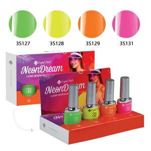 3step NEON DREAMS set