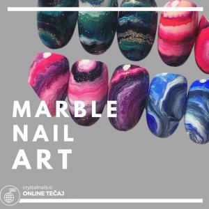 Tečaj ONLINE: Marble