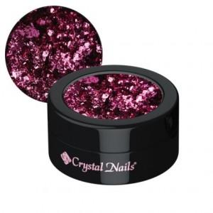 Crystal Flake Pink