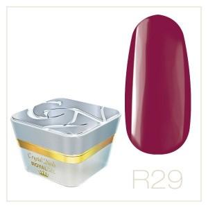29 Royal Gel 4,5ml  CARACTER BURGUNDY
