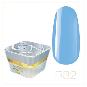 32 Royal Gel 4,5ml  VIVID CORNFLOWER BLUE