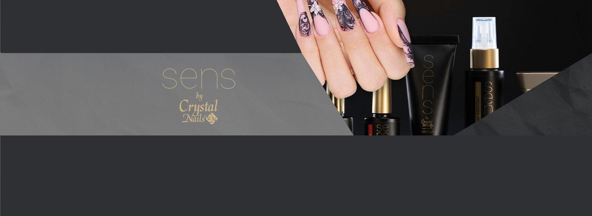 SENS Crystal Nails