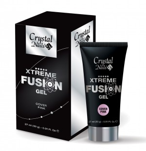 Fusion Gel Cover Pink 60g