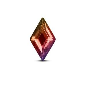 Swarovski Kristali AB  AURORA ROMBOID