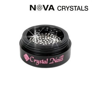 NOVA Swarovski kristali White SS3(1,4mm)
