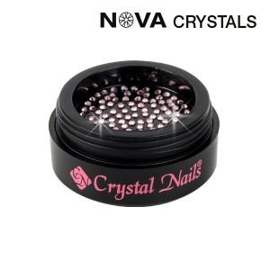 NOVA Swarovski kristali Light Rose SS8(2,4mm)