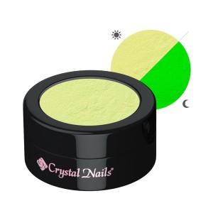 Glow pigment Rumena