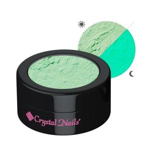 Glow pigment Zelena