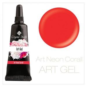 art gel neon corall 5ml