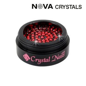 NOVA Swarovski kristali Red SS3(1,4mm)