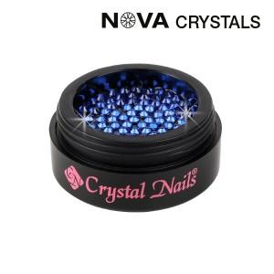 NOVA Swarovski kristali Sapphire SS3(1,4mm)