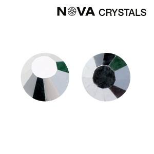 NOVA Swarovski kristali Silver SS3(1,4mm)