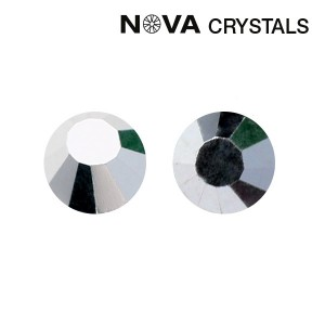 NOVA Swarovski kristali Silver SS8(2,4mm)