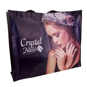 Poletna torba Crystal Nails