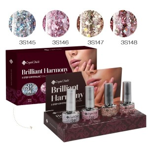 3 STEP Brilliant Harmony trend set