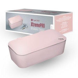 Xtreme PRO Ultrasonic čistilec -Roza