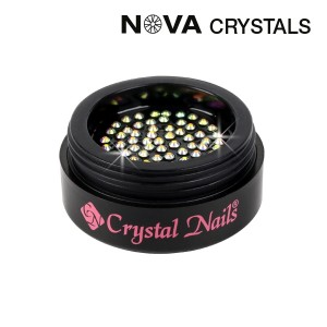 NOVA Swarovski kristali AB SS3(1,4mm)