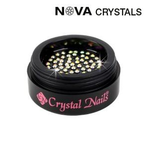 NOVA Swarovski kristali AB SS8(2,4mm)