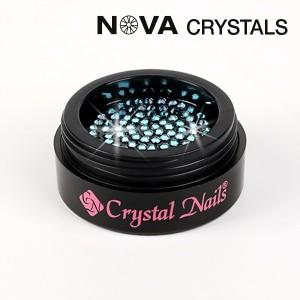 NOVA Swarovski kristali Aquamarine SS8(2,4mm)