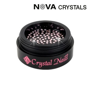 NOVA Swarovski kristali Light Rose SS3(1,4mm)