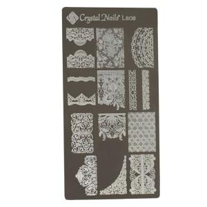Stamp Ploščica Čipka